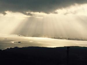 鹿児島の光の写真